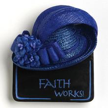 Faith Works Magnet