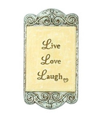 Live, Love, Laugh - Comfort To Go Magnet
