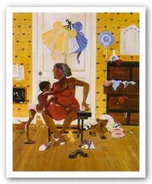 Ash Art Print - Annie Lee