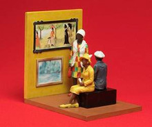 A Scene from The Gallery 3 Figurine - Annie Lee