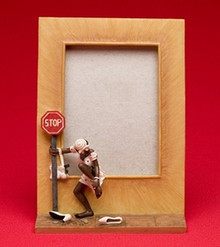8 1/2 Narrow Picture Frame