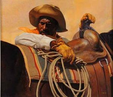 Now What  Limited Edition Art - Thomas Blackshear