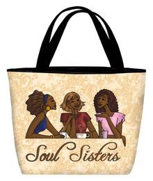 Soul Sisters - Inspirational Tote Bag