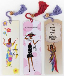 Bookmark Sets - A (3 Bookmarks by Artist Cidne Wallace)