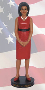 Michelle Obama Figurine