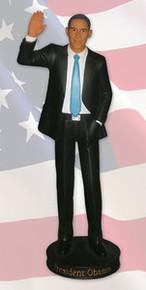 President Barack Obama Figurine