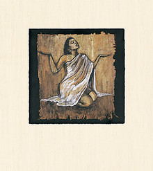 Soulful Grace IV Art Print - Monica Stewart