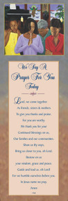 We Said A Prayer For You Today (12 x 36) Art Print - Henry Lee Battle