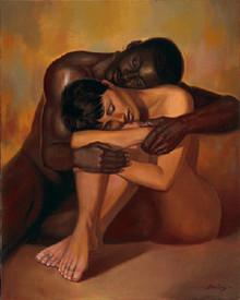 Tenderness Art Print - Sterling Brown