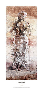 Serenity Art Print - Cullen