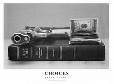Choices (11 x 14) Art Print - Brian Forbes