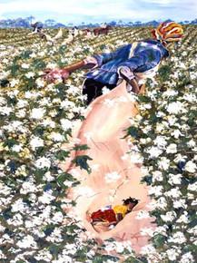 Mama Queen Canvas Art Ready To Hang 18 x 24 - Annie Lee