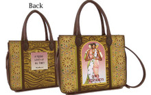 God's Faithfulness Bible Bag - Larry Poncho Brown