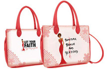 Beautiful, Brave and Blessed Bible Bag - Cidne Wallace