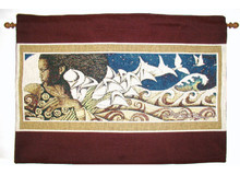 I'll Fly Away 26 x 18 Tapestry Wall Hanging
