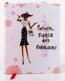 Faithful,Fierce And Fabulous Journal (Small)