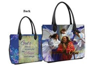 Guardian Angels Bible Bag - Gordon James