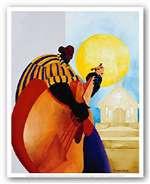 Sunday Morning Blues (8 x 10) Art Print - Philemon Reid
