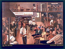 Jazz From The Cellar-- Ernest Watson