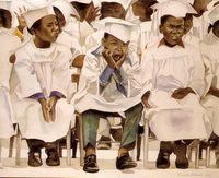 First Graduation--Kenneth Gatewood