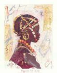 Vision Of Beauty (18x24)--Marta Gottfried