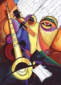 Musical Duo--D.D. Ike