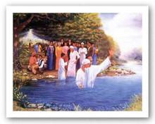 Baptism--Ray Issac