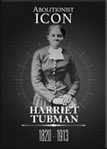 Copy of Black History Series: Harriet Tubman Magnet