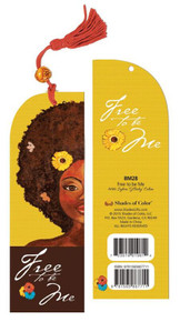 Free To Be Me Bookmark - GBaby