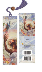 Angel of Peace Bookmark--Buena Johnson