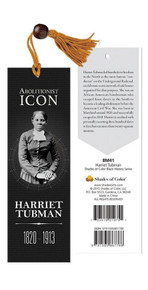 Abolitionist Icon Harriet Tubman Bookmark
