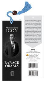 Modern Day Icon Barack Obama Bookmark