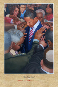Yes We Can (Obama)--H.L.Battle
