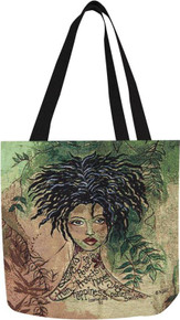 Love Is Tapestry Tote Bag