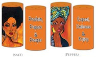 GBaby Inspiratioal  Salt & Peper Shakers--GBABY