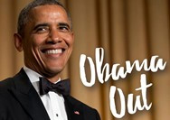 Obama Out  Magnet