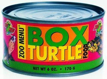 Zoo Med Box Turtle Food can wet 6oz