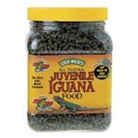 Zoo Med All Natural Juvenile Iguana Food 10oz