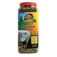 Zoo Med All Natural Adult Iguana Food 20oz