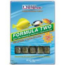 Fish & Aquatic Supplies Formula Two Cubes