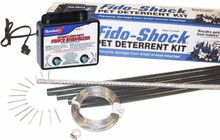 Fi-Shock Fido-Shock Pet Deterrent Kit