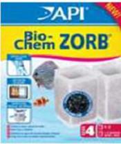 API nexx & Rena SmartFilter Bio-Chem Zorb Size 4 2pk