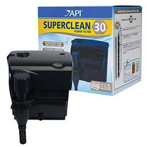 API SuperClean Power Filter, Size 30