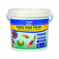 API Pond Fish Food, 25oz