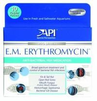 API Pro Series E.M. Erythromycin Powder 10pk