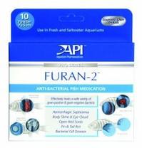 Mars Fishcare API Furan-2 Powder 10pk