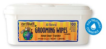 earthbath Grooming Wipes Mango Tango 100ct