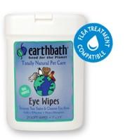 earthbath Eye Wipes 25ct