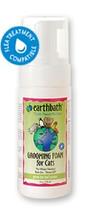 earthbath Green Tea Cat Foam 4oz