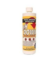 API pH Down Professional Size 16oz bottle